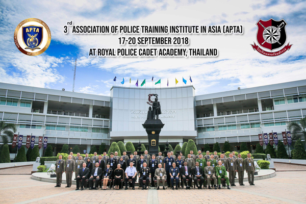 The People's Police Academy - Active member of Association of Police Training Institute in Asia (APTA)